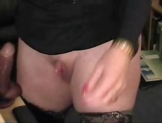 Crazy id of MAMA porn stoking