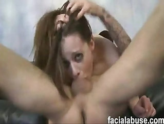 Classy pornstar doing extreme fuck