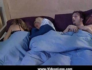 companions mother Oliver fucks his sleeping boyfriend