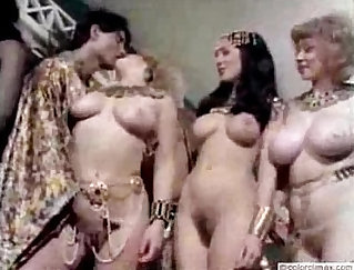 Claire Aguilera In Nude Vintage Video