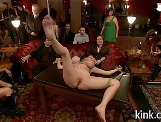 Awesome darksome student is punished in her anus by the schoolmaster