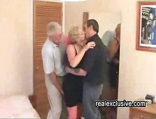 Mature woman Swing Bros fuck