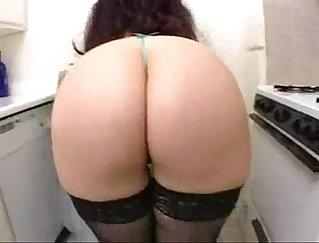 Big juicy gott black stockings fuck