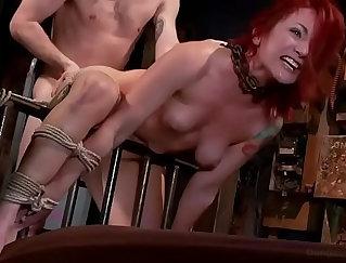 Bdsm vib yoga xxx tits rough horny redhead hottie got