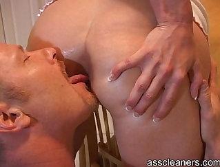 Big Ass Mistress Having Her Very Naughty Anal Sex
