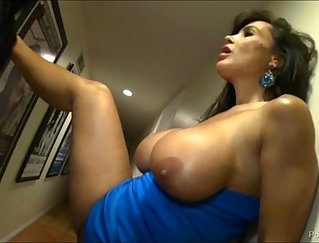 Cockseat boyplay with Katie Gray and Lisa Ann
