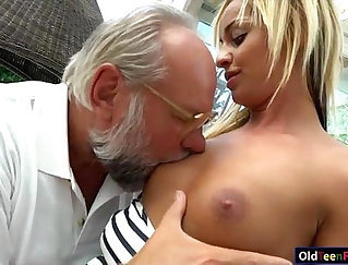 Cock Hungry Gets Fingered While Giving Face