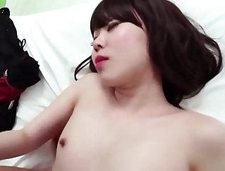 Akiko Ito korean lezzies kissing