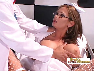 Big cock doctor ghetto pussytoying