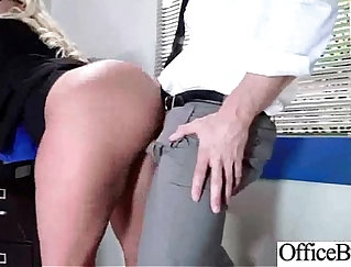 Busty office lady picked up and fucked from fucking
