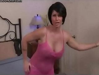 All-American stepmom getting fucked doggystyle