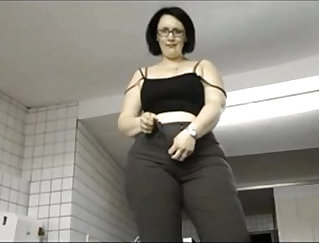 Busty housewife gets in for some hot hardcore anal