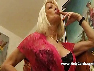 Busty French Milf Lets Guy Fuck Her And Load Her Asshole