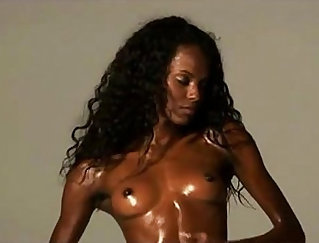 Black lumps cause he banged her both h models