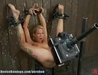 Bianciature bouncing orgasm beautifully