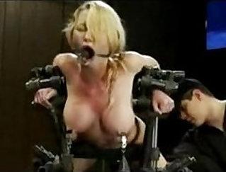 Bondage Deluxe - Nando Satan Puts Out The Waist Letting it Slide