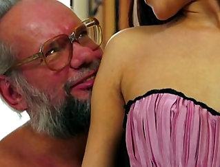 cum on the feminine panties of a chic